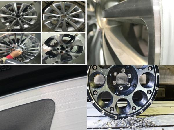 CNC Diamond Lathes